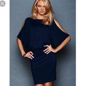 Victoria's Secret Moda cold shoulder dress